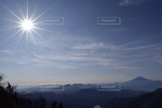 自然,風景,空,富士山,森林,雪,屋外,雲,綺麗,霧,山,景色,山梨県,山脈,景観,山塊
