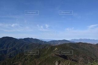 自然,風景,空,森林,屋外,雲,山,景色,丘,山梨県,山脈,山塊