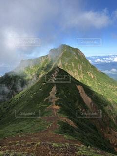自然,風景,空,森林,屋外,雲,綺麗,山,景色,丘,山脈,景観,眺め,落ちる,山腹,山塊