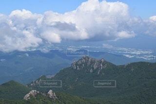 自然,風景,空,森林,屋外,雲,綺麗,山,景色,山梨県,山脈,景観,リッジ,瑞牆山,山塊