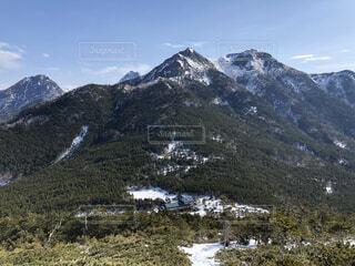 自然,風景,空,森林,雪,屋外,雲,雪山,山,景色,樹木,高原,景観,眺め,山塊