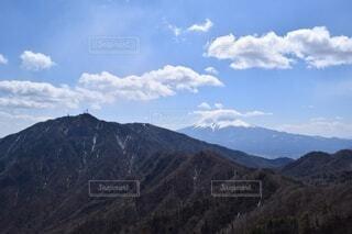 自然,風景,空,富士山,森林,屋外,雲,雪山,山,景色,丘,高原,景観,眺め,山塊