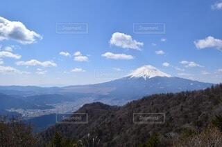 自然,風景,空,富士山,森林,屋外,雲,雪山,山,景色,樹木,高原,景観,眺め,山塊