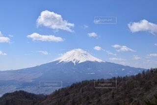 自然,風景,空,富士山,森林,屋外,雲,雪山,山,景色,高原,景観,眺め,バック グラウンド,成層火山,山塊