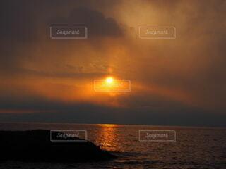 自然,空,屋外,湖,太陽,ビーチ,雲,夕暮れ,水面,海岸,夕暮れ時