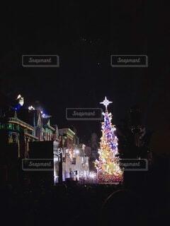 クリスマス,天使,明るい,ユニバ,点灯,天使のくれた奇跡,クリスマス ツリー