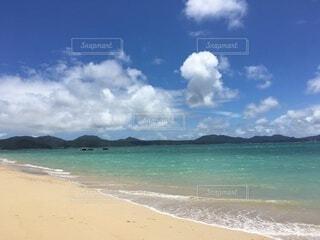 自然,風景,海,空,屋外,ビーチ,雲,波,海辺,水面,海岸,景色,beach