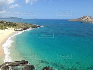 自然,風景,海,空,屋外,ビーチ,島,青,砂浜,水面,海岸,水平線,岬,日中,湾,ベイ,水域,海洋地形