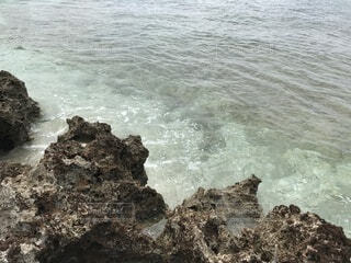 自然,風景,海,屋外,湖,ビーチ,波,水面,海岸,岩