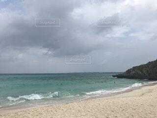自然,風景,海,空,屋外,ビーチ,雲,島,水面,海岸