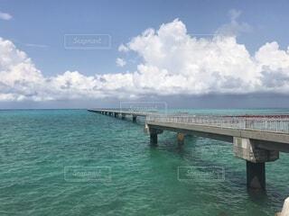 海,空,屋外,湖,ビーチ,雲,水面