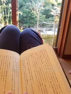 窓,本,テキスト