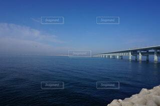 連絡橋の写真・画像素材[4153207]