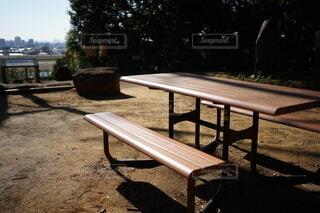 公園,屋外,ベンチ,椅子,テーブル,樹木,家具,地面,遊び場