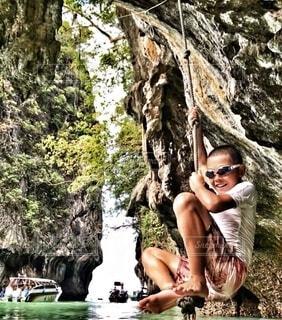 樹木,パイレーツ 冒険 ターザン タイ ラグーン 少年リゾート
