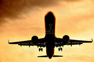 空,屋外,飛行機,飛ぶ