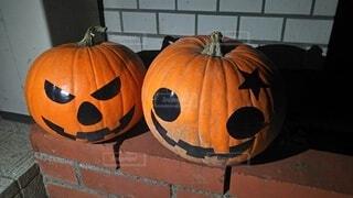ハロウィンかぼちゃの写真・画像素材[4902859]