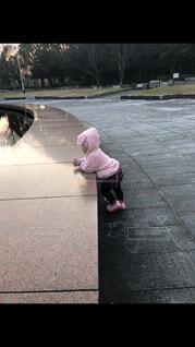 ひたる2歳児の写真・画像素材[4181906]