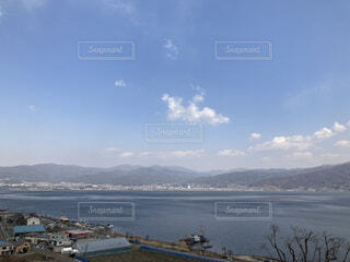 綺麗な湖の写真・画像素材[4840663]