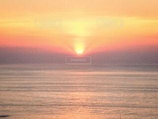 日の出の写真・画像素材[4134977]