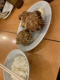食べ物,朝食,屋内,パン,デザート,テーブル,皿,肉,米,おいしい,レシピ,白米