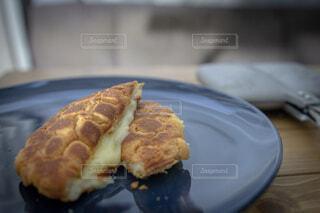 チーズメロンパンの写真・画像素材[4165451]