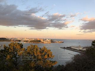 自然,海,空,公園,屋外,湖,ビーチ,雲,船,川,水面,海岸,樹木,夕陽