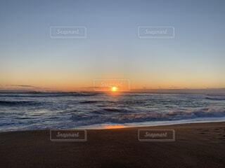 自然,海,空,屋外,太陽,ビーチ,雲,水面,海岸