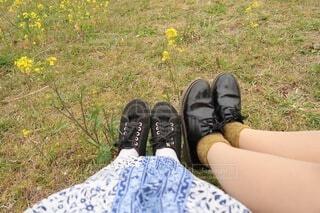 春,靴,屋外,サンダル,菜の花,草,青春,スニーカー,靴下,ランニングシューズ,スケート靴,アウトドアシューズ,ウォーキングシューズ,ブート