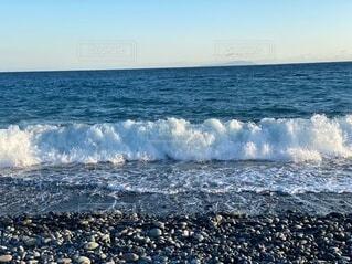 自然,海,空,屋外,ビーチ,砂浜,波,水面,海岸,潮,風の波
