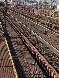 屋外,鉄道,ライン