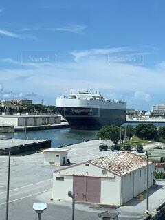 空,屋外,ボート,船,水面,港,フェリー,車両,水上バイク