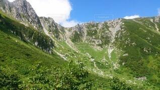 綺麗な日本の山の写真・画像素材[4140807]