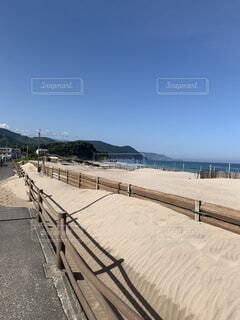 自然,海,空,屋外,湖,砂,ビーチ,水面,海岸