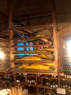 建物,夏,屋内,パスタ,ワイン,レストラン,イタリア,乾燥,自家製,手打ち,ワイナリー,保存