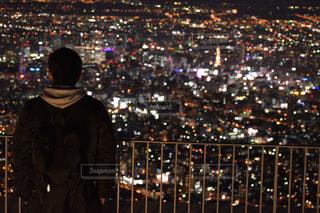 日本三大夜景の写真・画像素材[880756]
