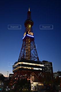 札幌のシンボルの写真・画像素材[880757]
