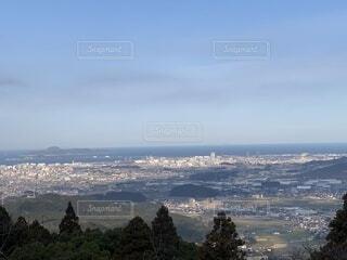 自然,屋外,水面,景色,樹木,キャンプ場,福岡,博多湾,若杉山