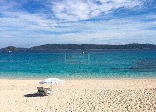 自然,海,空,夏,屋外,砂,ビーチ,雲,島,砂浜,水面,海岸,沖縄,離島