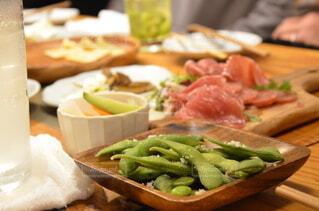 食べ物,お酒,屋内,枝豆,居酒屋