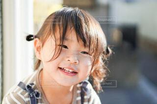 子供の表情の写真・画像素材[4159267]
