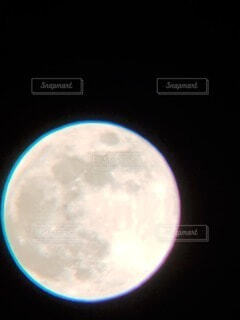 空,月,球,天文学