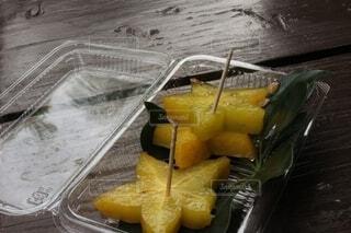 食べ物,食事,南国,デザート,テーブル,果物,レモン,おいしい,黄,スターフルーツ,スター,バナナ