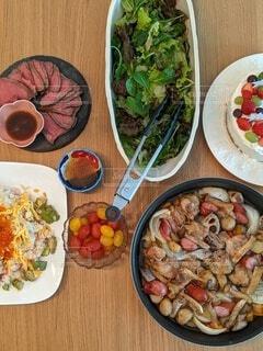 パーティー料理の写真・画像素材[4338524]
