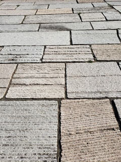 風景,建物,石畳,地面,テクスチャ,スケッチ,図面