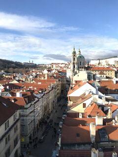 プラハの街の写真・画像素材[4174050]