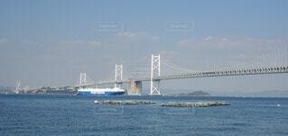 自然,風景,海,空,屋外,瀬戸内海,瀬戸大橋,島々,大きな船