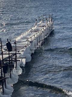 支笏湖の芸術の写真・画像素材[4152063]
