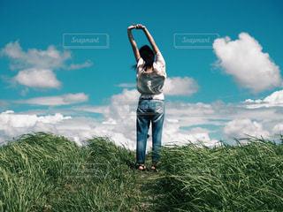 女性の写真・画像素材[233388]