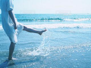 水しぶきの写真・画像素材[1802954]